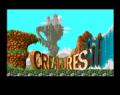 Screenshot for Amiga Game - Creatures