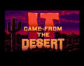 It Came From the Desert 2 Screenshot 1