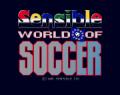 Sensible World of Soccer Screenshot 1