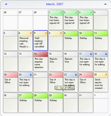 photo calendar ideas. Office Style Calendarquot;
