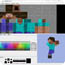 Screenshot image for Minecraft SkinEdit - Create Your Own Minecraft skins