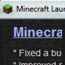 Screenshot image for Minecraft New Launcher (version 1.6+)