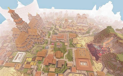 Download guruths medieval fantasy world minecraft map guruths medieval fantasy world minecraft map gumiabroncs Image collections