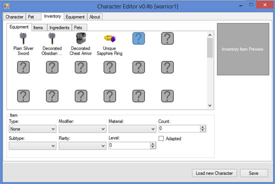 Download cube world inventory and character editor cube world inventory and character editor gumiabroncs Gallery