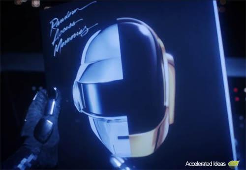 Large screenshot for Daft Punk - Random Access Memories