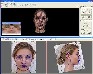 Large screenshot for Facial Studio for Windows