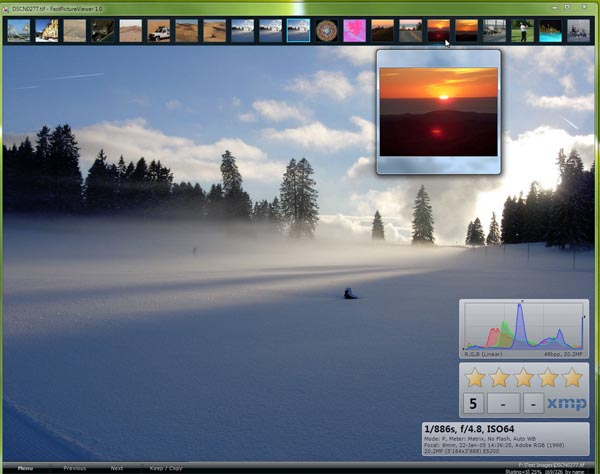 Large screenshot for FastPictureViewer 1.5