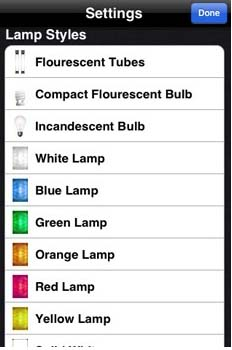 Large screenshot for Flashlight for iPhone
