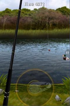 Large screenshot for Flick Sports Fishing iPhone App