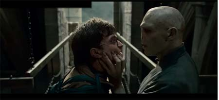 Large screenshot for Harry Potter and the Deathly Hallows 3D