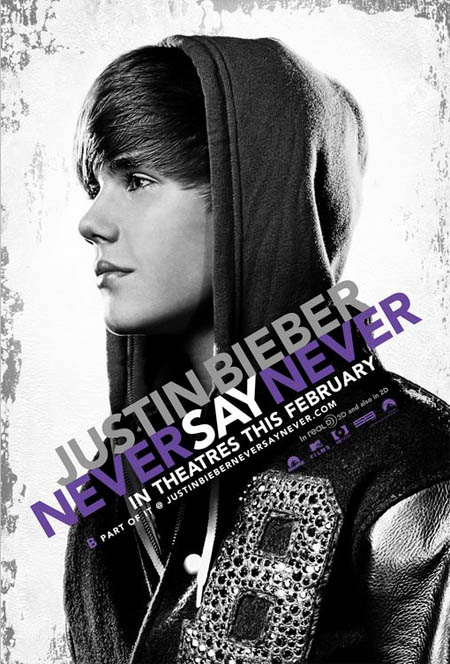 Large screenshot for Justin Bieber Never Say Never Movie Trailer