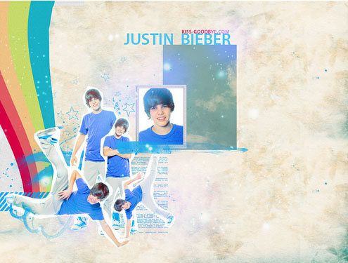 Large screenshot for Justin Bieber Wallpaper