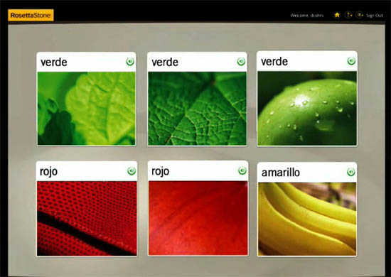 rosetta stone icon. Screenshot for Rosetta Stone