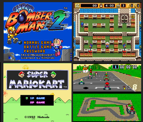 roms super nintendo bomberman 4 download
