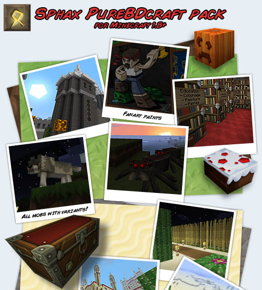 How To Sphax Texture Pack