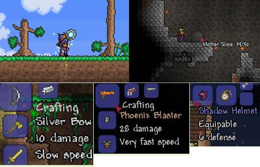 Download 'Terraria - 2D, Adventure block building game '