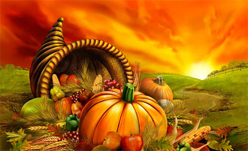 Large screenshot for Thanksgiving 2010 wallpapers