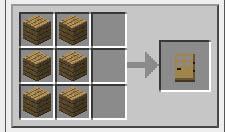 minecraft door. Door Recipe Minecraft