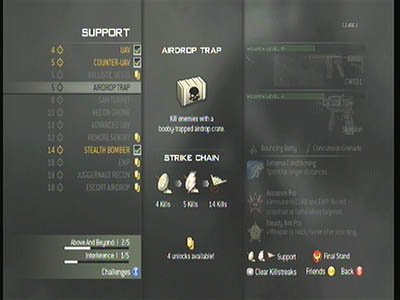 Which Strike Package is best? Assault, Support or Specialist