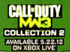 MW3 Collection 2 DLC Details - New Face Off Maps, Spec Ops and Multiplayer Maps