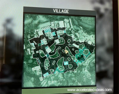 Village Map Mw3 Mw3 Village Satellite Map
