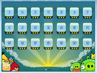 Angry Birds Chrome Online