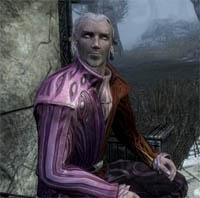 Skyrim Mod - Conjuration Spell: Summon Sheogorath