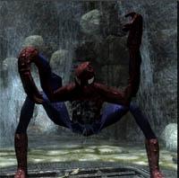 Skyrim Mod - No Spiders - Spiderman
