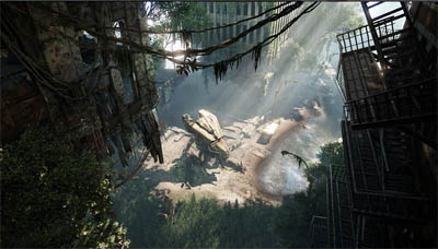 Crysis 3 Announced for Spring 2013 Release Date - New Weapons, Story and Enemies