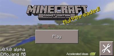 Minecraft Pocket Edition 0.9.0 - Atualização para Celulares