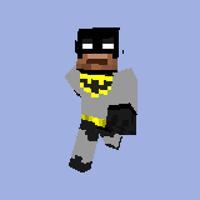 Minecraft Skin Batman