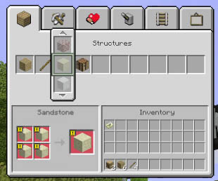 Minecraft Xbox - Crafting Hints