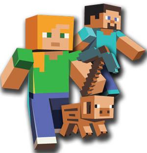 Minecraft Xbox - Beta 1.6.6