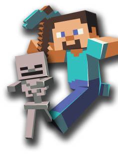 Minecraft Xbox - Skins