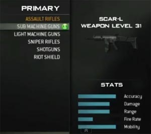Modern Warfare 3 - Strike Packages and Perks List Explained