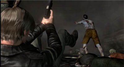 New Resident Evil 6 Details Characters Gameplay Screenshots