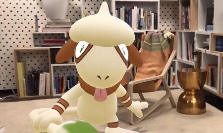 Pokemon Go - Como Chegar Smeargle