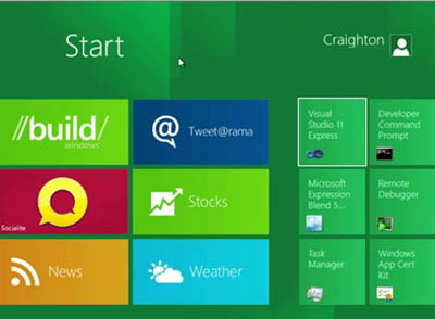 Download Windows 8 for Free! Consumer Preview is Here..